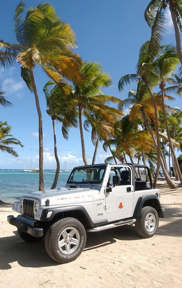 Agence de location de voiture pas cher en Guadeloupe avec Car Créole